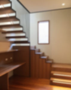 Hill St House Stair