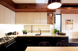 Kitchen of Manly Semi