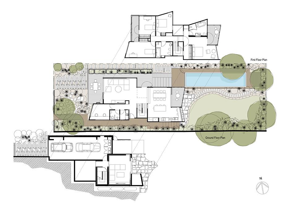 Seaview House Plan