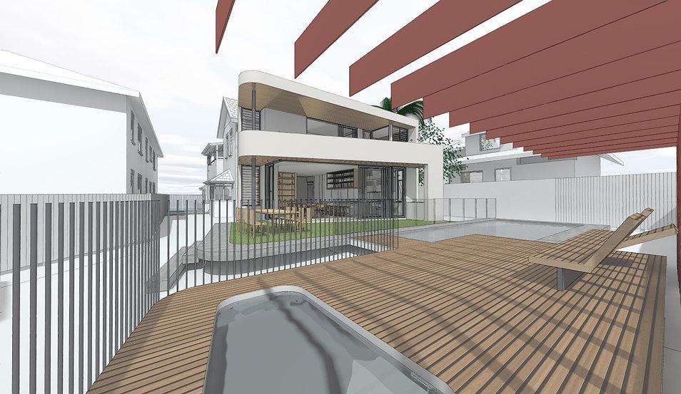 P-House Sydney Render