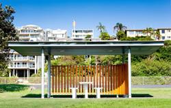 Public Architecture shelter