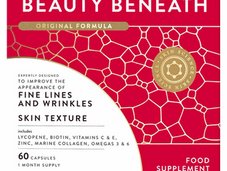 Beauty Beneath at Boots Skin Supplements