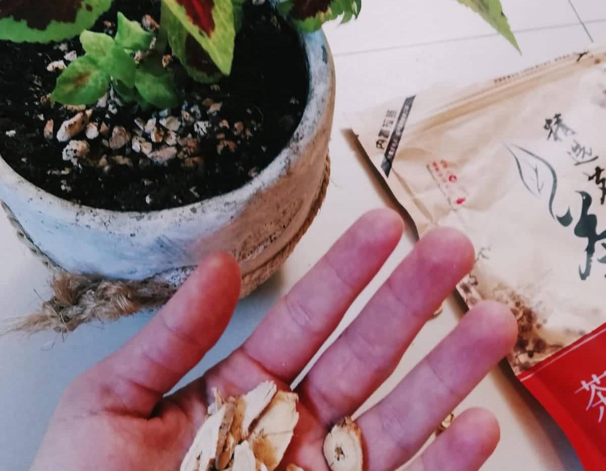 HUANG QI - צמחי מרפא