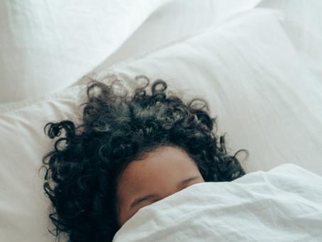 🌙 טיפים לשינה איכותית 🌙