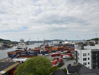 Assisting Bergen municipality
