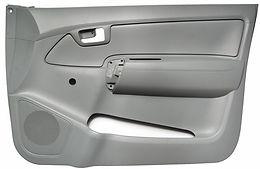 Door panel profile