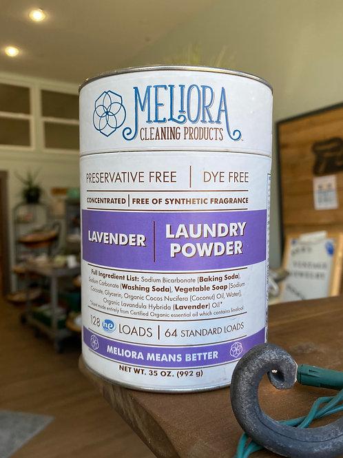 Lavender Laundry Powder