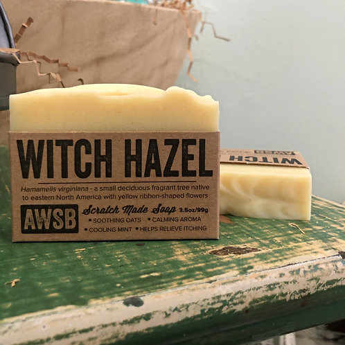 Witch Hazel - Bar Soap