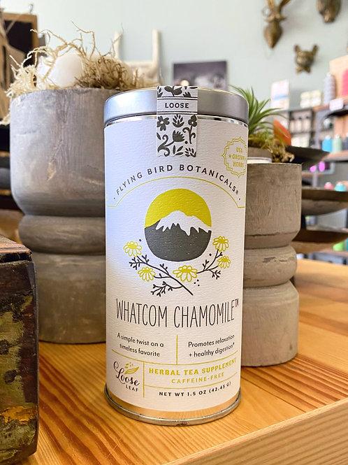 Whatcom Chamomile Tea