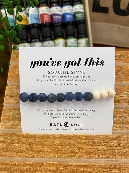 You've Got This - Diffuser Bracelet