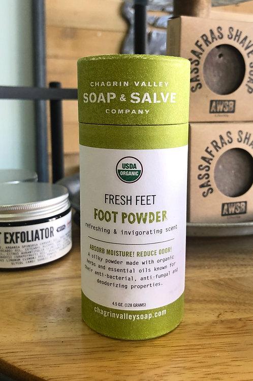 Fresh Feet - Foot Powder