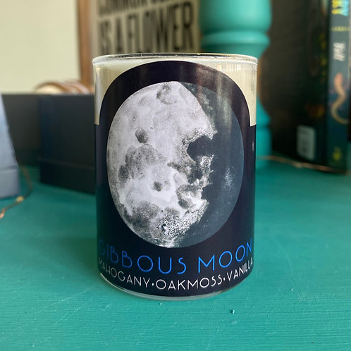 Candle - Gibbous Moon