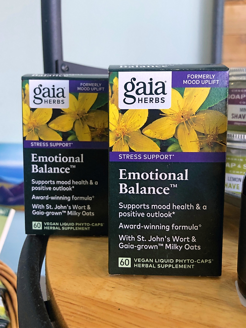Emotional Balance 60ct - Stress Support