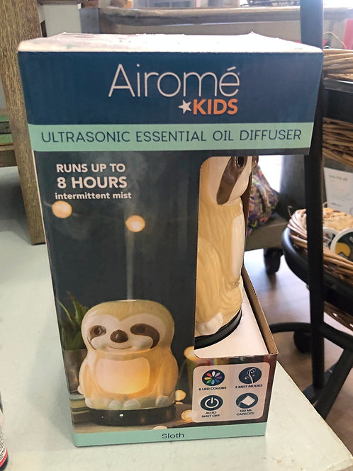 Kids Ultrasonic Essential Oil Diffuser - Sloth
