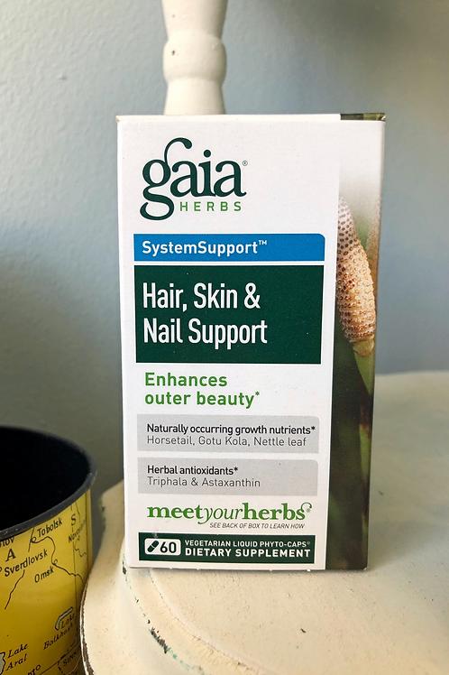 Hair, Skin & Nail Support 60ct