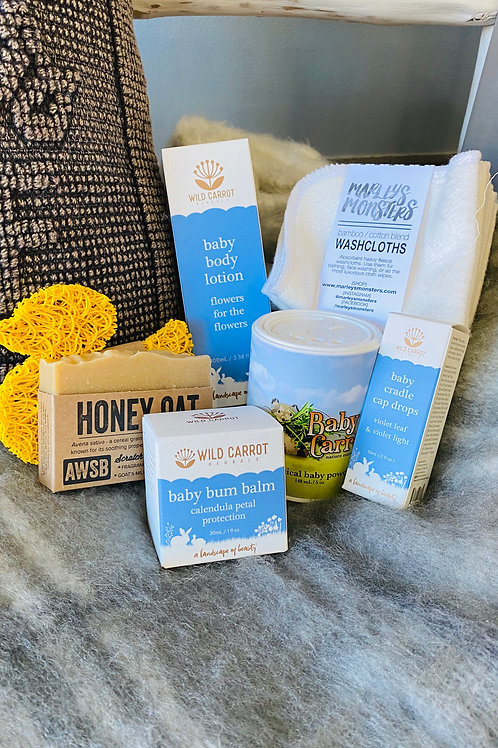 All Natural Baby Bundle- The Works