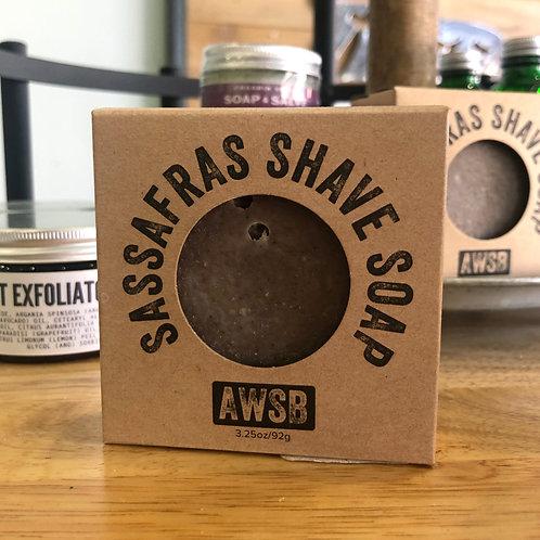 Sassafras Shave Soap