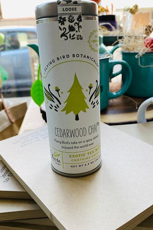 Cedarwood Chai