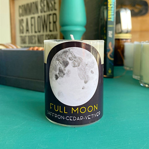 Candle - Full Moon