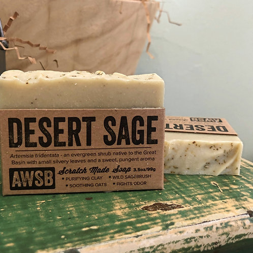 Desert Sage - Bar Soap