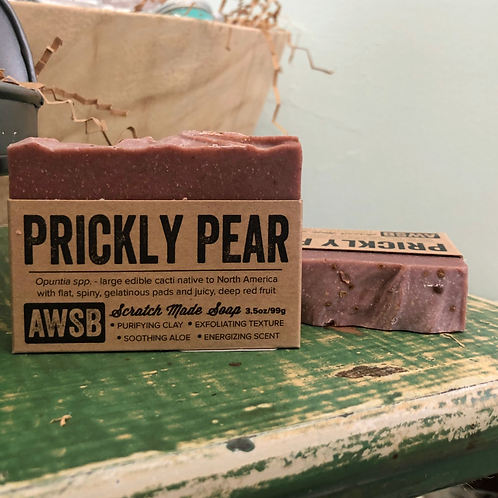 Prickly Pear - Bar Soap