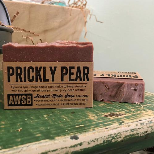Prickly Pear - Bar Soap