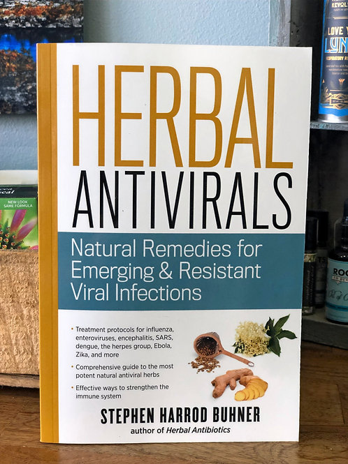 Herbal Antivirals - Natural Remedies for Emerging & Resistant Viral Infections