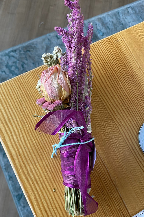 Large Floral Sage Bundle