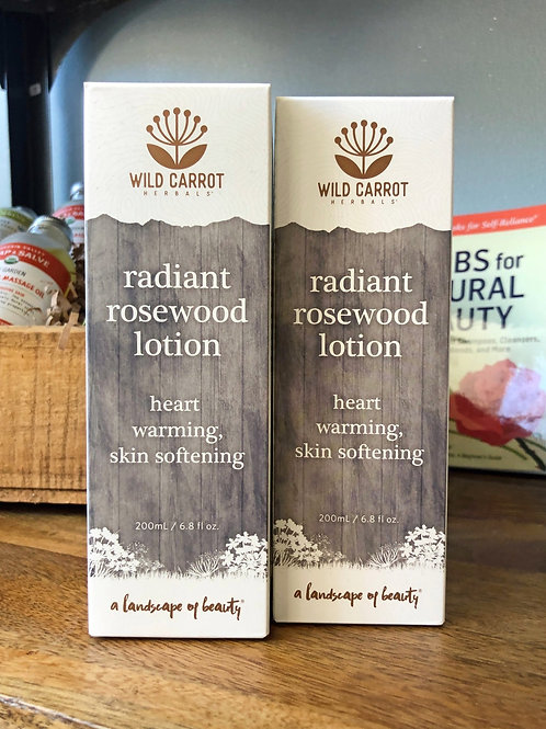 Wild Carrot - Radiant Rosewood Lotion