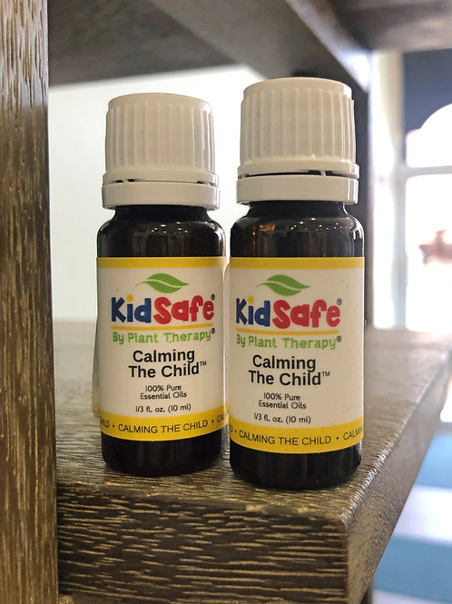 Calming the Child - Kid Safe Essential Oil 10ml