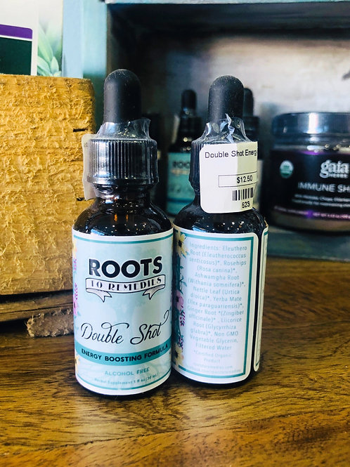 Roots To Remedies - Double Shot
