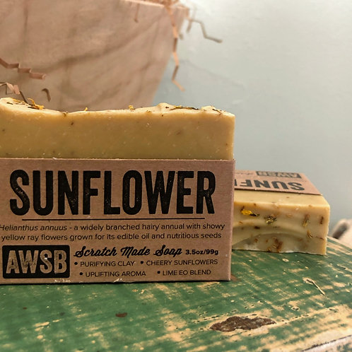 Sunflower - Bar Soap