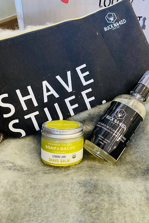 Men's Shave Essentials