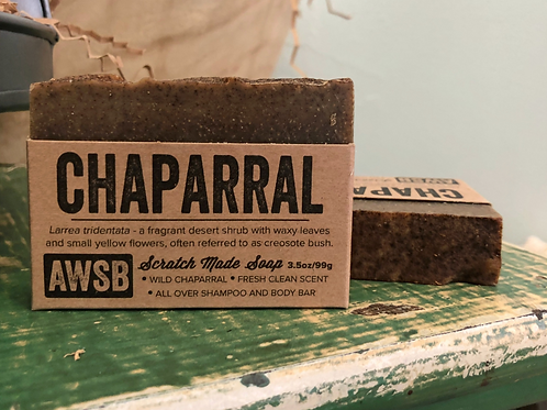 Chaparral - Bar Soap