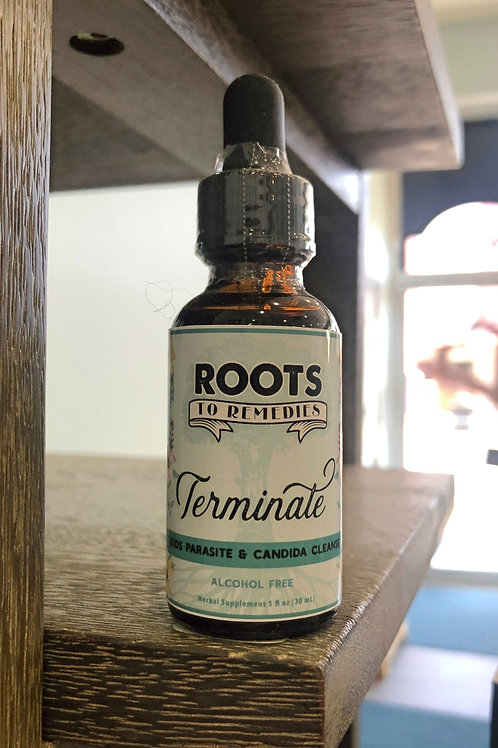 Terminate Cleansing Drops