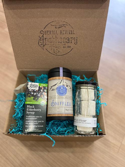 Cold & Flu Buster Essentials Bundle