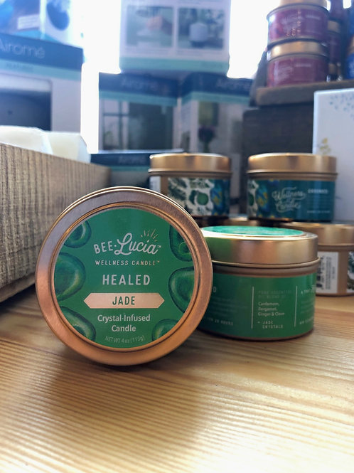 Healed - Wellness Candle 4oz