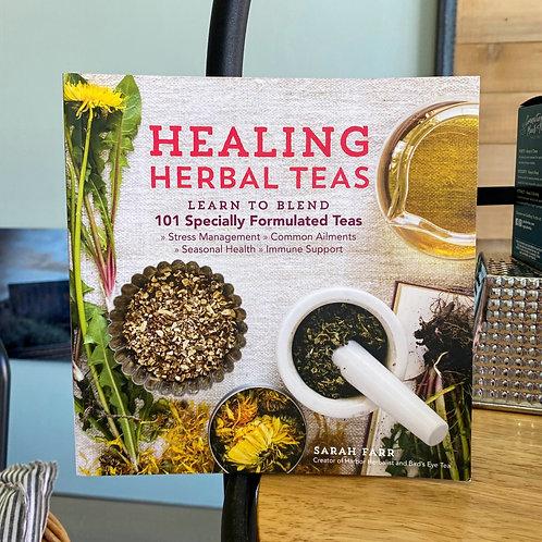 Healing Herbal Teas - Sarah Farr