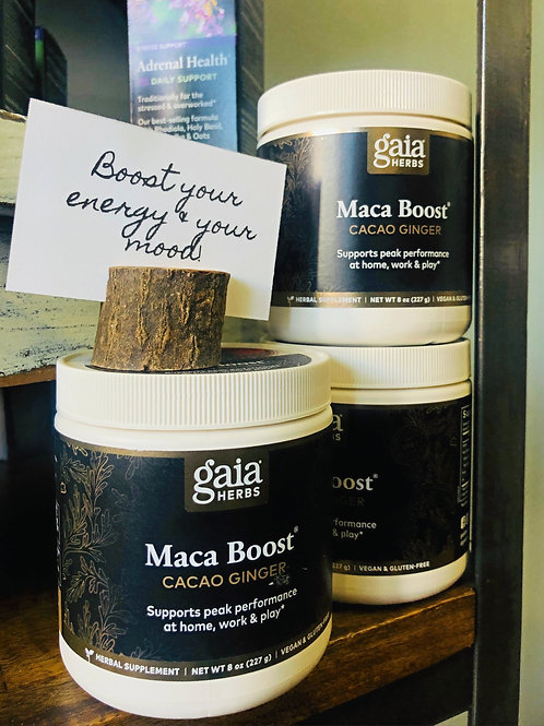 Maca Boost - Cacao Ginger