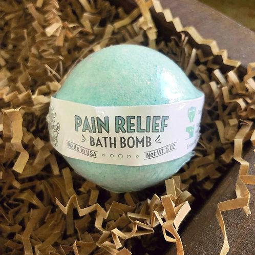 Bath Bomb - Pain Relief