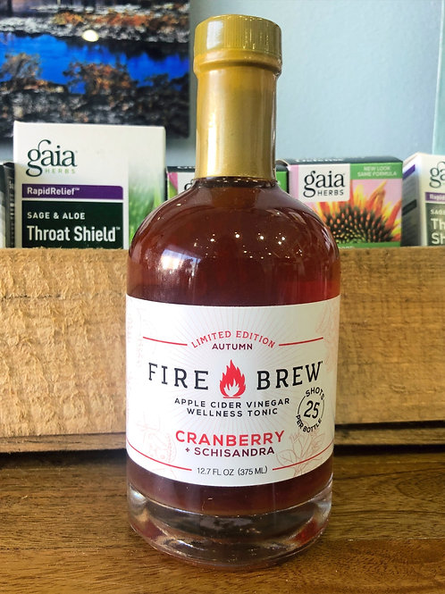 Fire Brew - Cranberry 12 FL OZ