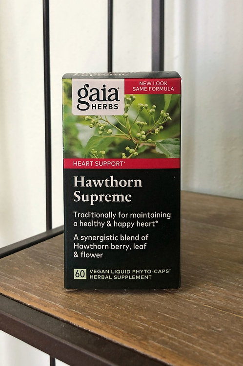 Hawthorn Supreme - Heart Support 60ct