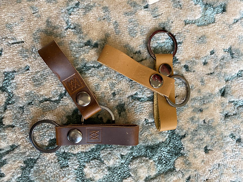 Mission Leather KeyChains