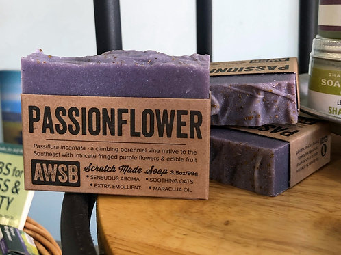 Passionflower - Bar Soap