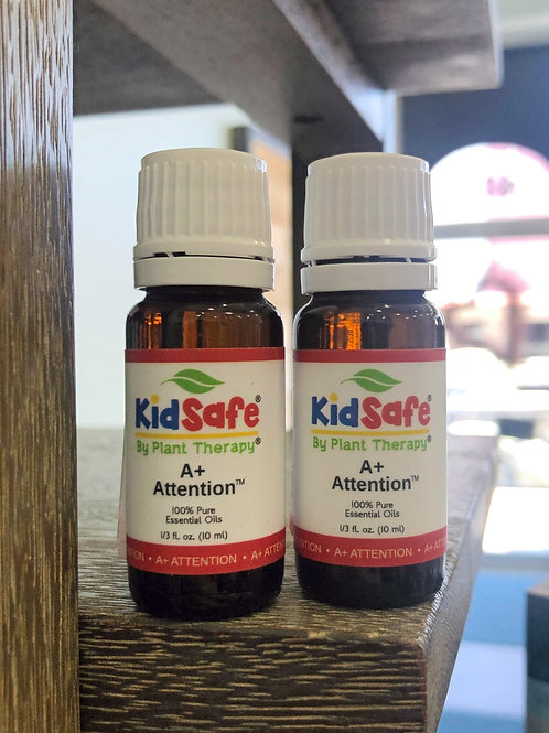 A+ Attention - Kid Safe Essential Oil 10ml
