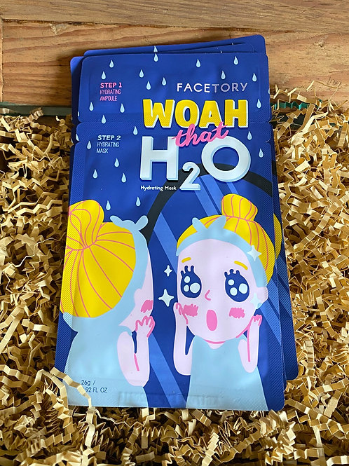 Face Mask - Woah that H2O Hydrating Mask