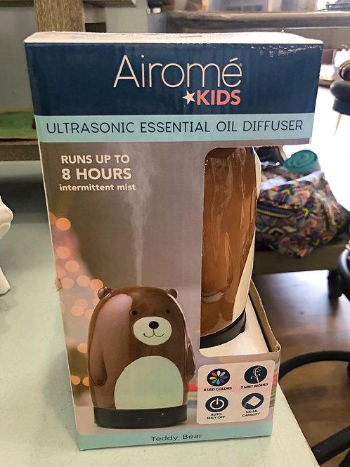 Kids Ultrasonic Essential Oil Diffuser - Teddy Bear