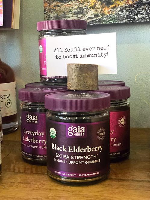 Black Elderberry - Extra Strength