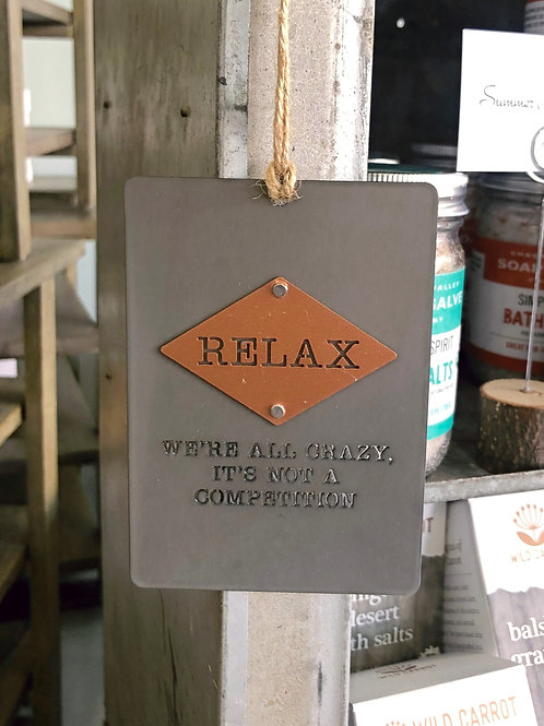 Relax - Ornament