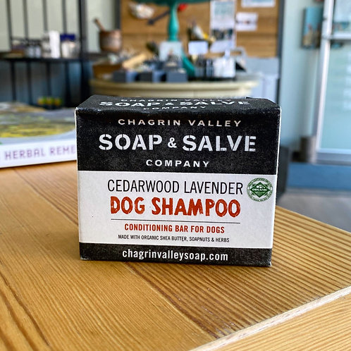 Dog Shampoo - Cedarwood Lavender
